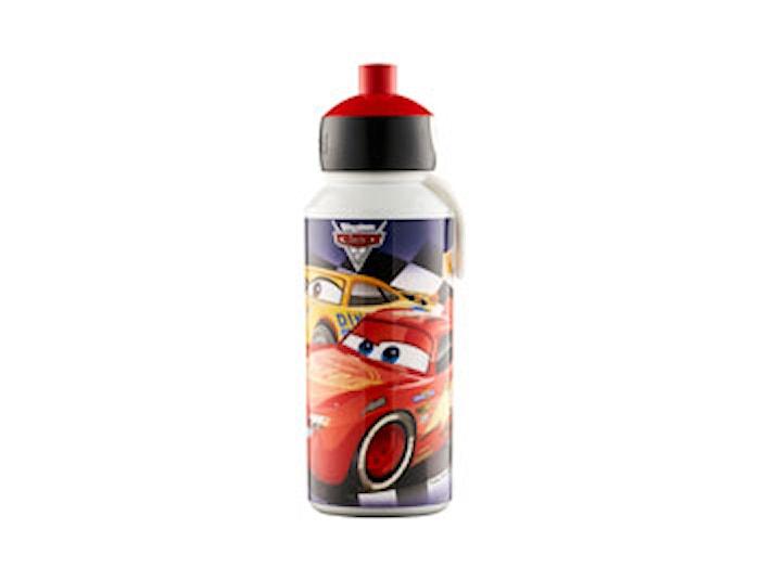 Drikkeflaske Pop-up Cars 2 400 ml