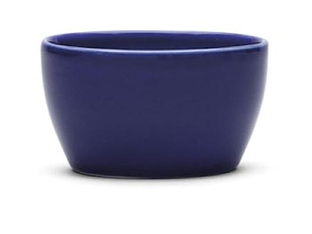 Ursula skål Blå H 6 cm