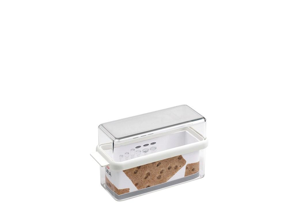 Hårdbrödbox Stora 18cm x 8cm x 12 cm