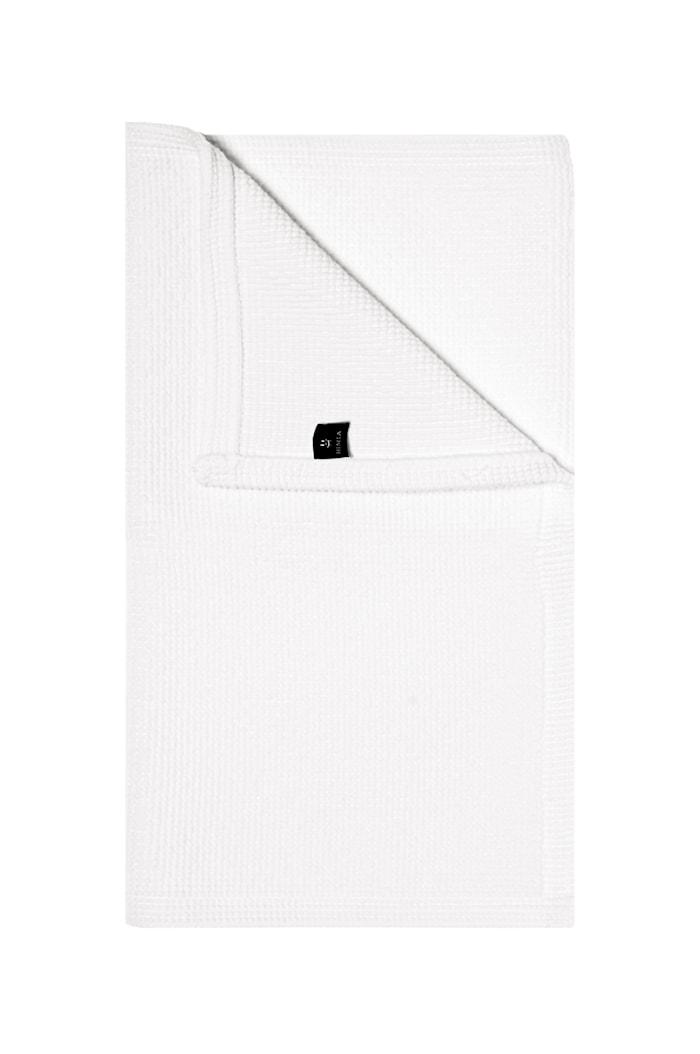 Badrumsmatta Love white 50x80