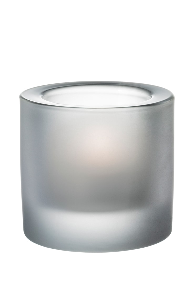 Kivi lysestage 60mm matteret /gavepakning