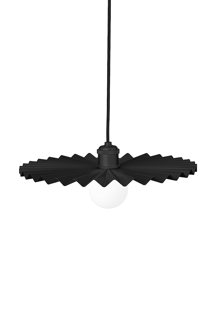 Omega Pendel Svart 50 cm