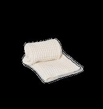 Organic Våffelhandduk Off-White