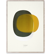 Sketchbook Abstract 01 Poster 50x70 cm