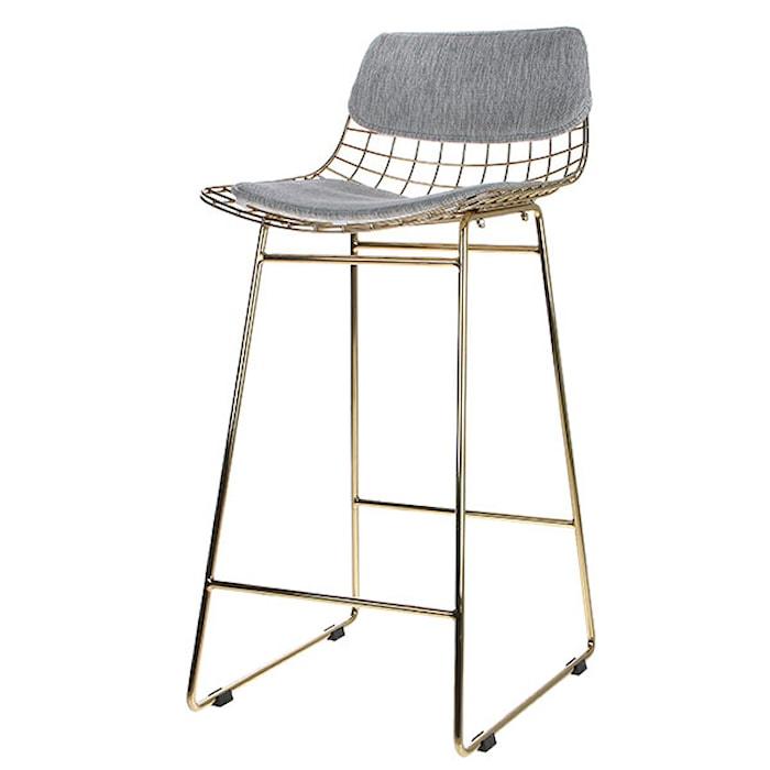 Stolsdyna Wire Comfort Kit Grå