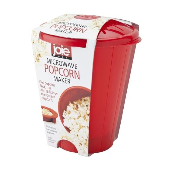 PopCorn Maker Röd
