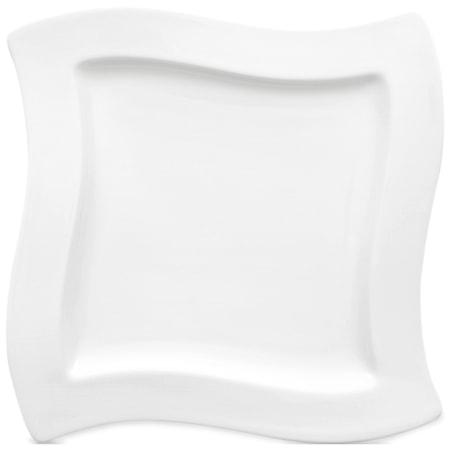 Kuva NewWave Salad plate squa. 24x24cm