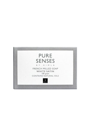 Sæbe Pure Senses 100gr white satin