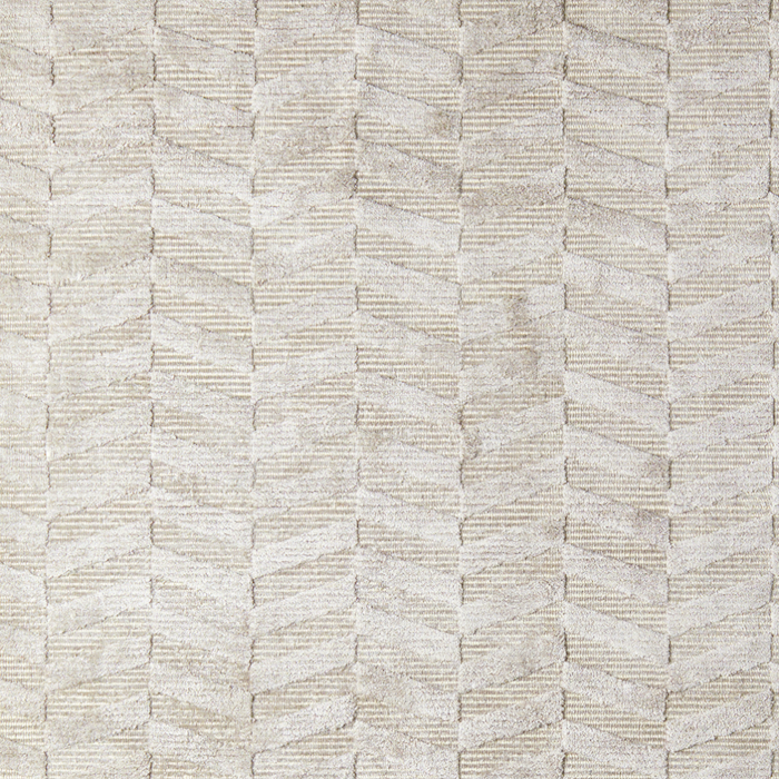 Chevron Sand Teppe 250x350 cm