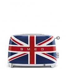 Brödrost 2-skivor Union Jack