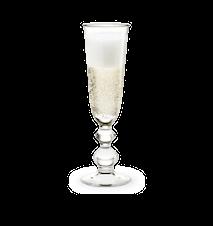 Charlotte Amalie Champagneglas klar 27 cl