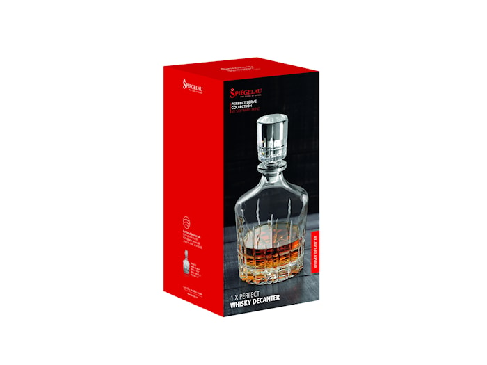 Perfect Serve Collection Whiskykaraff 75 cl Klar