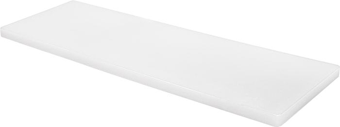 Leikkuulauta 74x29cm, valkoinen