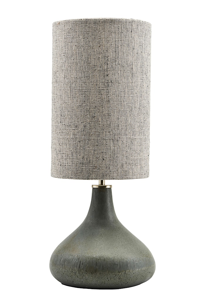 Diya Lampfot Grön  Ø 34x26cm