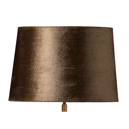 Lola 33 cm lampeskjerm - Gold