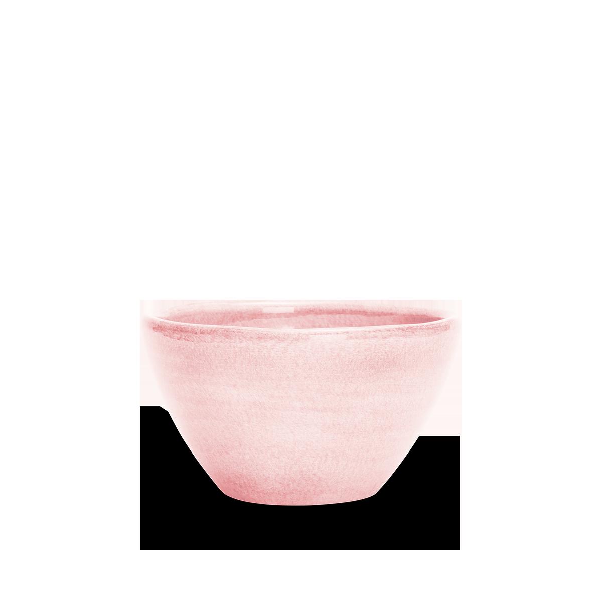 Organic Skål Ljusrosa 12 cm