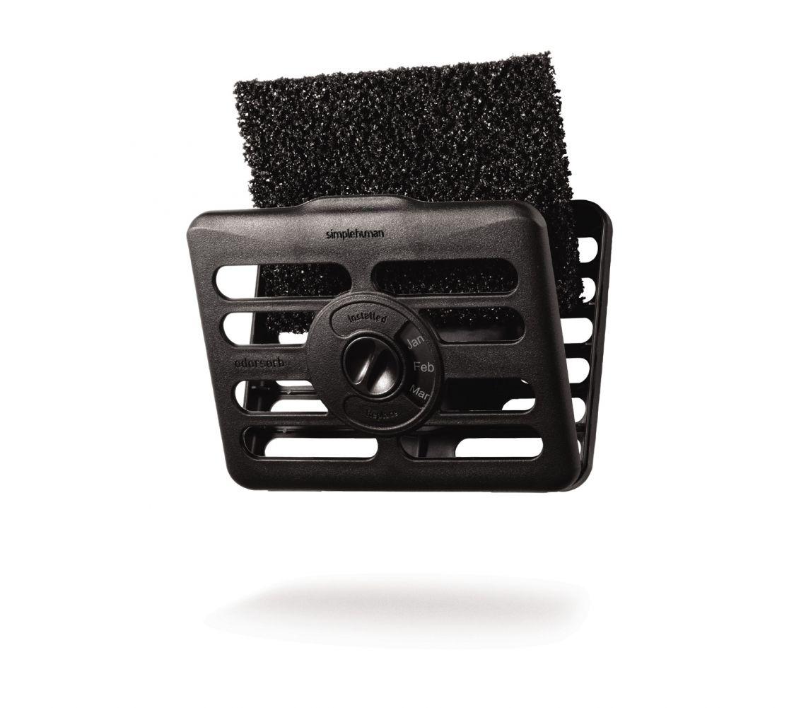 Odörfilter Set Hållare och Filter
