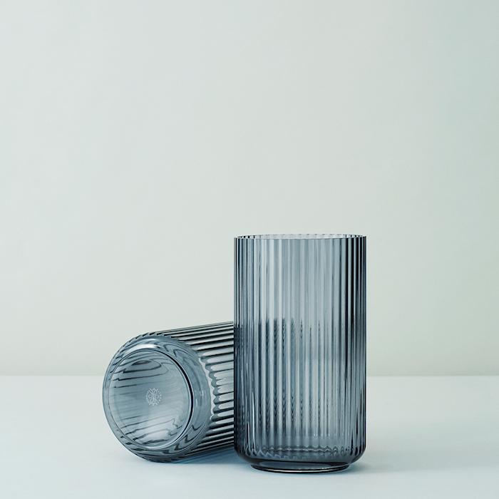 Vase Pustet Glas Midnight Blue 12,5 cm