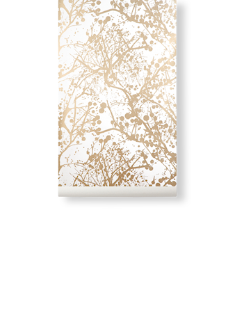 Wilderness Tapet Gold