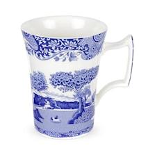 Blue Italian Mugg 28 Cl