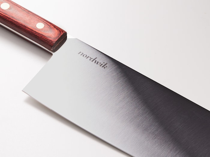 Chinese Chef's Knife 18 cm