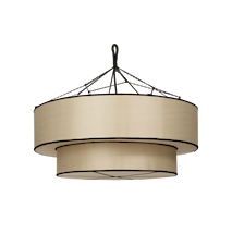 Indochina Top Hat Taklampe
