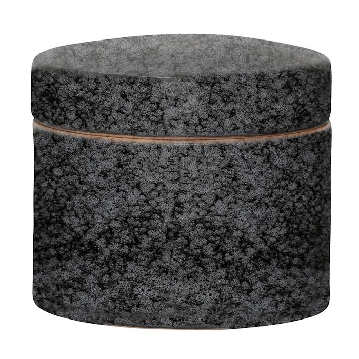 Burk Noir - 11,5x10 cm