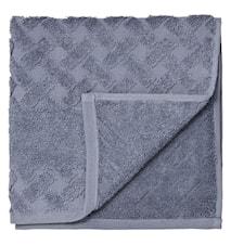 Handduk Laurie 100x50 cm Blå