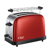 Toaster Colours, 2 Scheiben, Rot