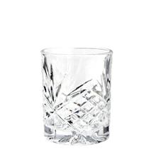 Dricksglas i Glas Ø 8 cm