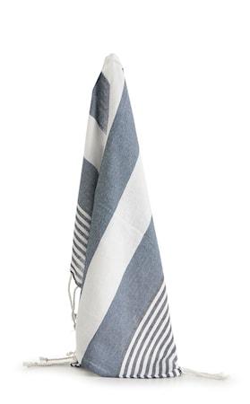 Asciugamano Hamam ECO blu 50x70 cm