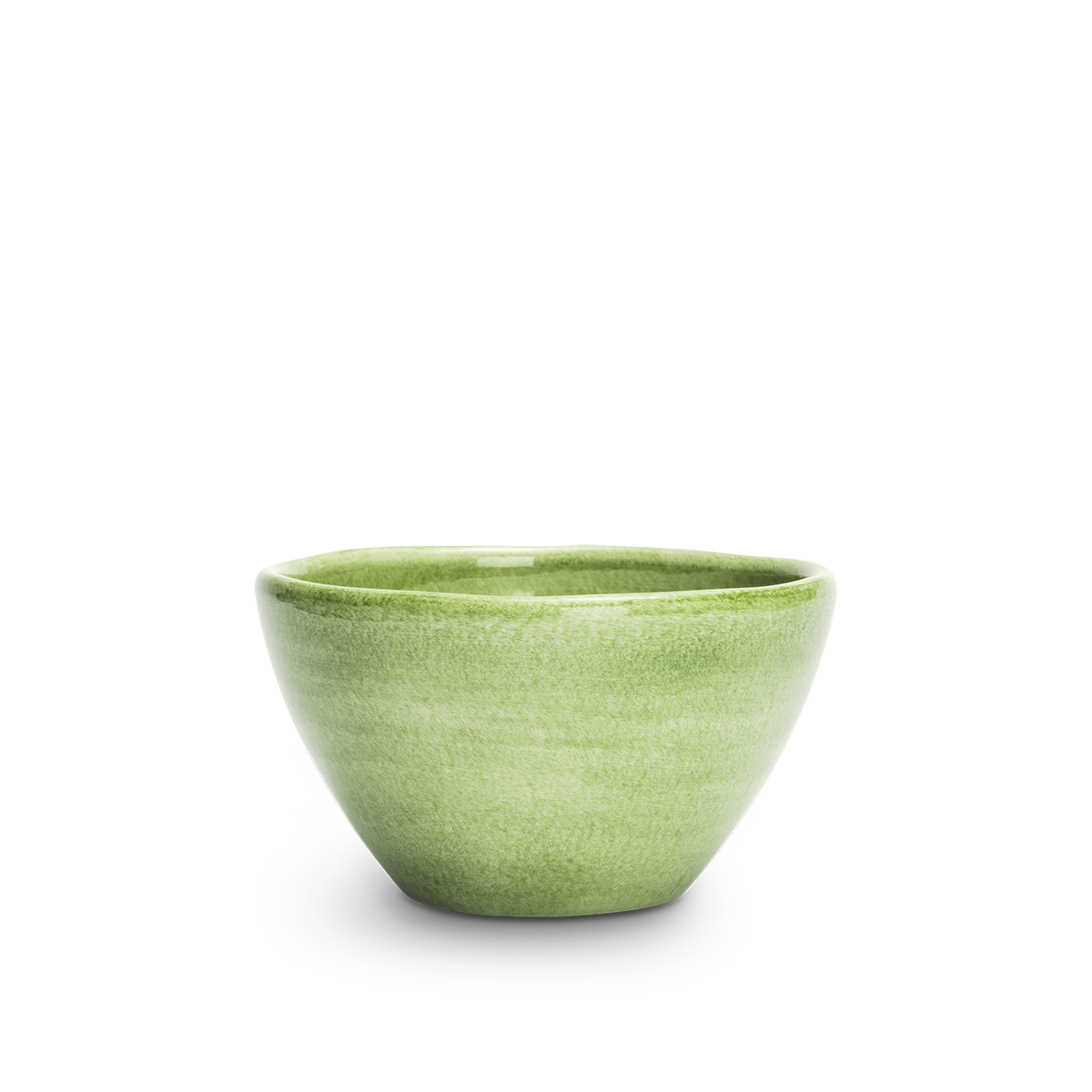 Organic Skål Grön 12 cm