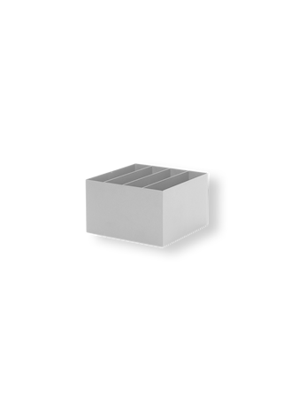 Plant Box Avdelare Ljusgrå