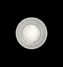 Basic Tallrik Grå 21 cm