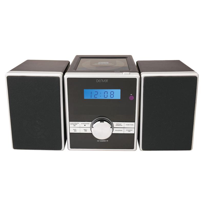 Denver Microsystem CD FM-radio & AUX