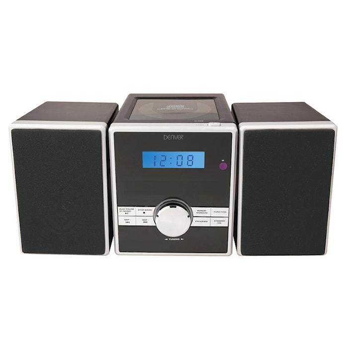 Denver Microsystem CD, FM-radio & AUX