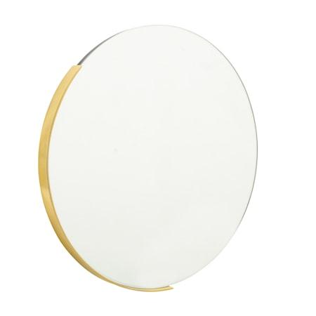 Spegel Clear Glas Ø38 cm