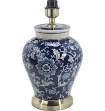 Fang Hong Lampefod Mørkeblå 38cm