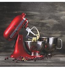Artisan 175 Køkkenmaskine 4,8 liter Rød Metallic