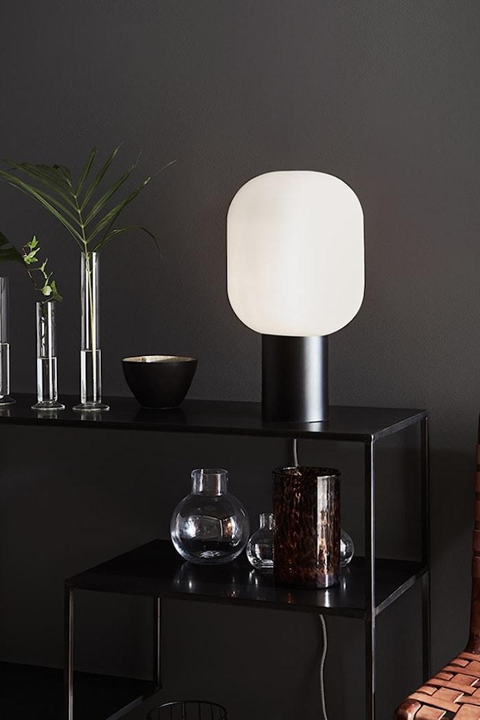 Brooklyn Bordslampa Opal 44 cm
