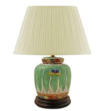 Lampfot 22,5cm Kålblad Fjäril