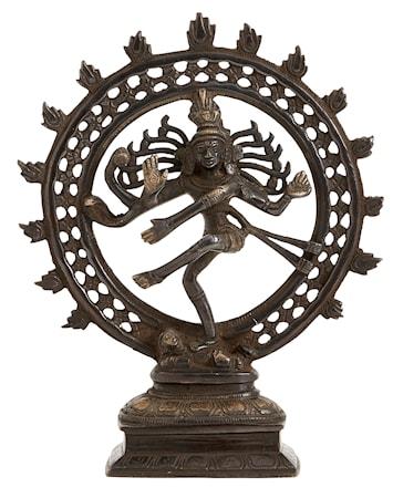 Shiva M 23 cm Svart