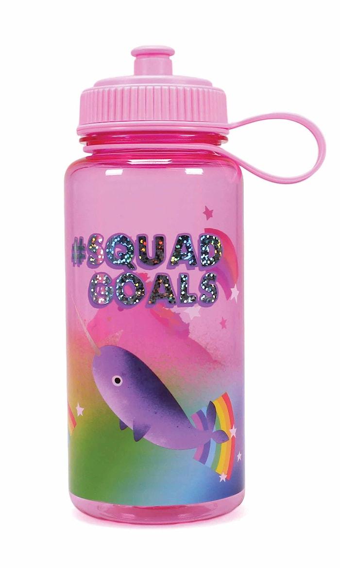 Vattenflaska Squad Goals