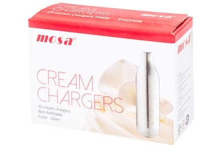 Cream Whipper charger N20 10 kpl