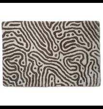 Maze Dörrmatta Brindle/Vit 60x90 cm