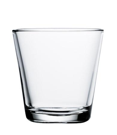 Kartio dricksglas 21cl klar 4st
