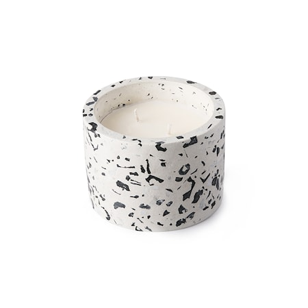 Soy Candle Terrazzo M April