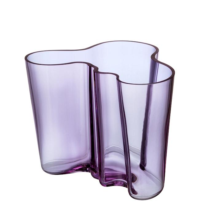 Aalto Vase 160 mm Ametyst