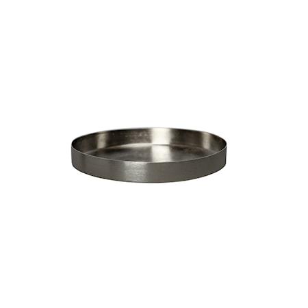 Bricka Tri Silver 13 cm