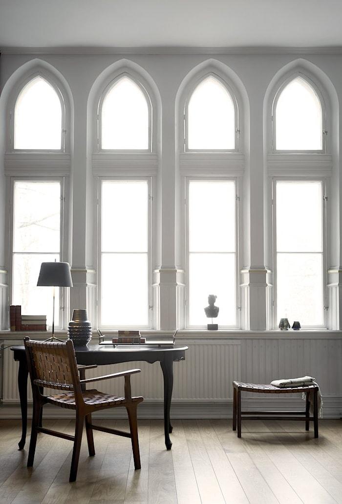 Porto Stol armstøtte Konjakk 58 x 59 x 85 cm